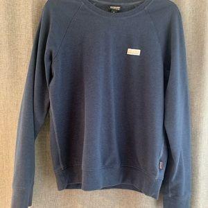 Patagonia crew neck sweatshirt